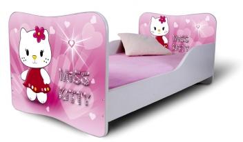 Detská posteľ Miss Kitty 1
