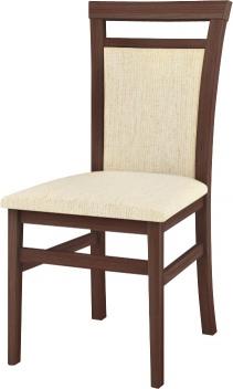 Čalúnená stolička Madelin z masívu buka