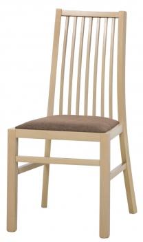 Čalúnená jedálenská stolička Štefan 1