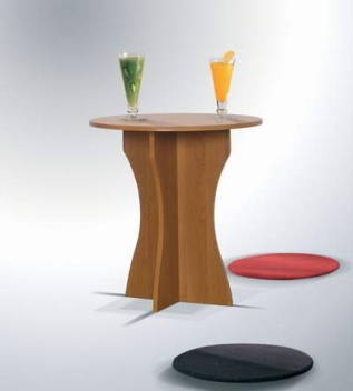 Okrúhly konferenčný stôl René