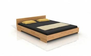 Variabilná posteľ z masívu buka Ellen