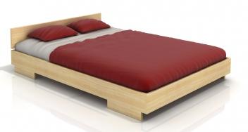 Masívna posteľ Einar