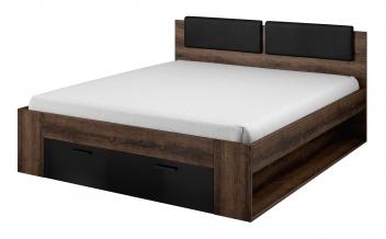Manželská posteľ Ferer dmcl